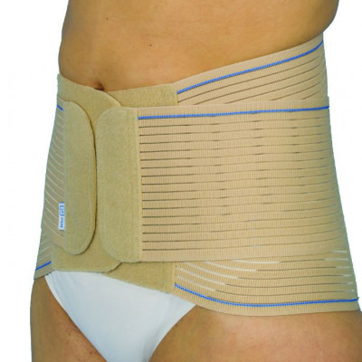 "Lumbar Belt with Criss Cross Double Action Belt ""Action"""