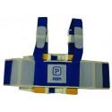 Thoracic protection splint