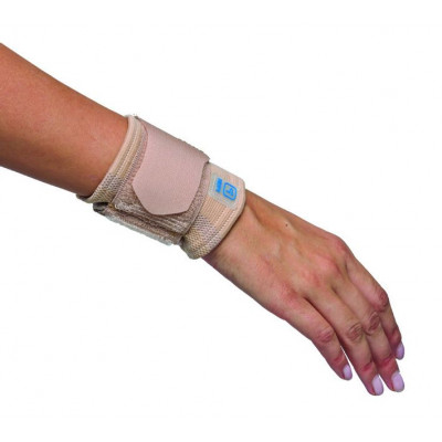 Beige Elastic Wristband AQTIVO SKIN
