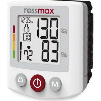 Πιεσόμετρο καρπού αυτόματο Rossmax BQ705