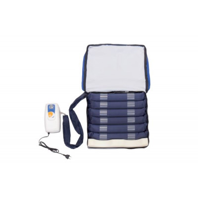 Anti-Decubitus Stripe Cushion for Wheelchairs with Air Pump