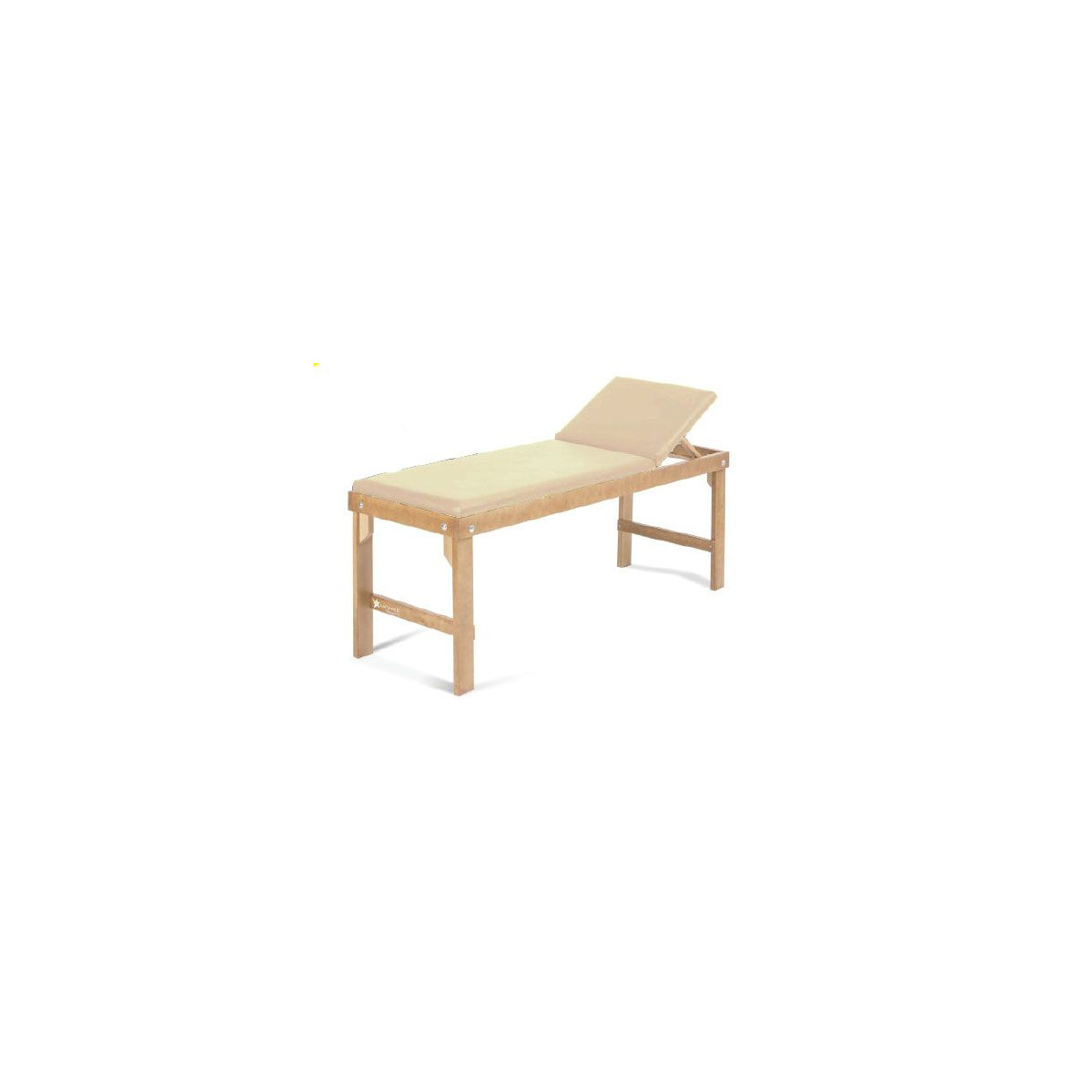 Wooden Examination Bed