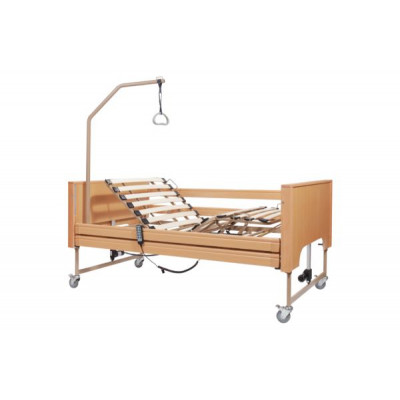 Eco. Homecare Bed Libra With Wooden Covers