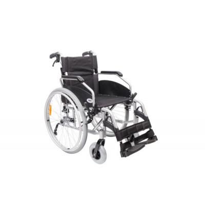 Wheelchair ALU IV 46cm QR Lion