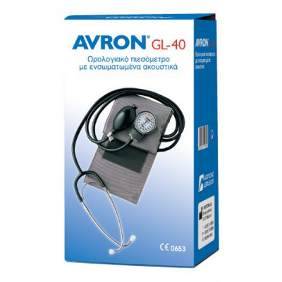 Avron GL 40 Blood Pressure analog