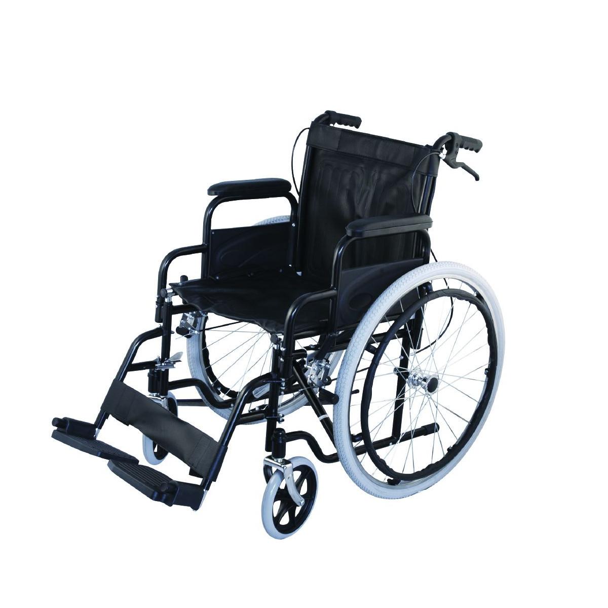 Αναπηρικό αμαξίδιο με μεγάλους τροχούς Economy 1
