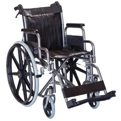 Wheelchair with big wheels Economy 3