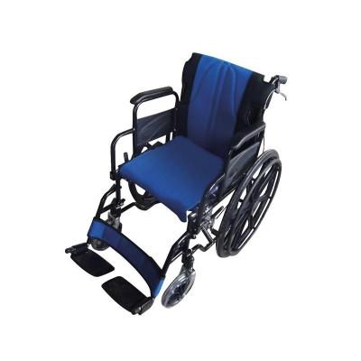 Αναπηρικό αμαξίδιο σειρά Golden, Μπλε - Μαύρο