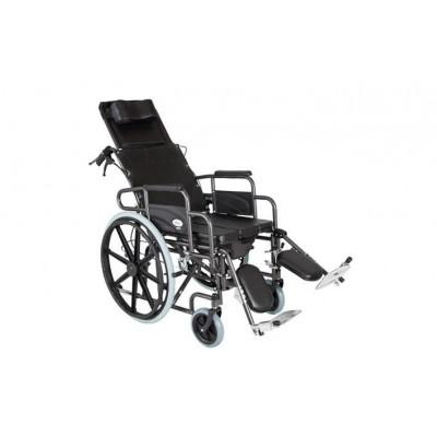 Αναπηρικό αμαξίδιο τύπου Reclining με δοχείο