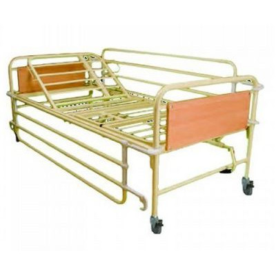 Hospital bed manual monospasti