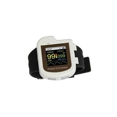 Oximeter wrist - watch with registration My-SPO2 Watch