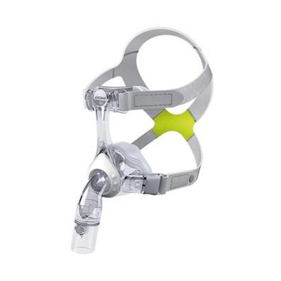 Nasal CPAP mask with silky silicone from WEINMANN