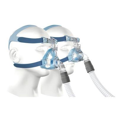Nasal mask with silk gel JOYCE silk GEL