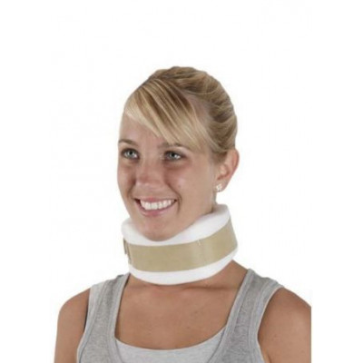 Kare neck collar from soft elastic material
