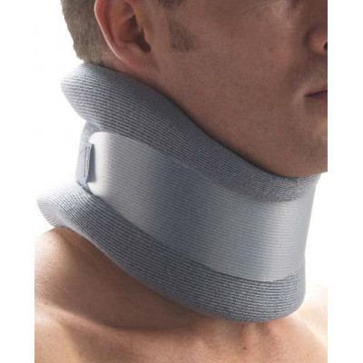 Kare neck collar from soft plastic material