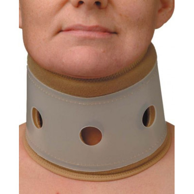 Medium hard cervical collar Pic type