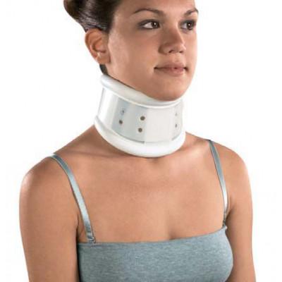 Plastic cervical collar SCHANZ