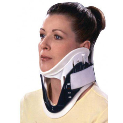 "First Aid Cervical Collar ""PATRIOT"" height adjustable"