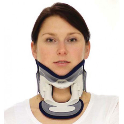 Ossur Miami Universal neck collar with adjustable height and double valve