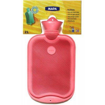 Hot water bottle 2lt MAPA