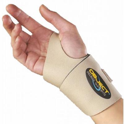 "NEOPRENΕ Wrist Support ""OBJECT"""
