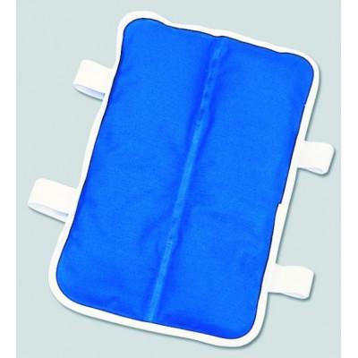 Υφασμάτινο Επίθεμα Ναύλον και PVC Ζεστό/Κρύο Με Ιμάντες (19x30εκ)
