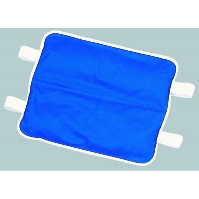 Υφασμάτινο Επίθεμα Ναύλον και PVC Ζεστό/Κρύο Με Ιμάντες (25x30εκ)
