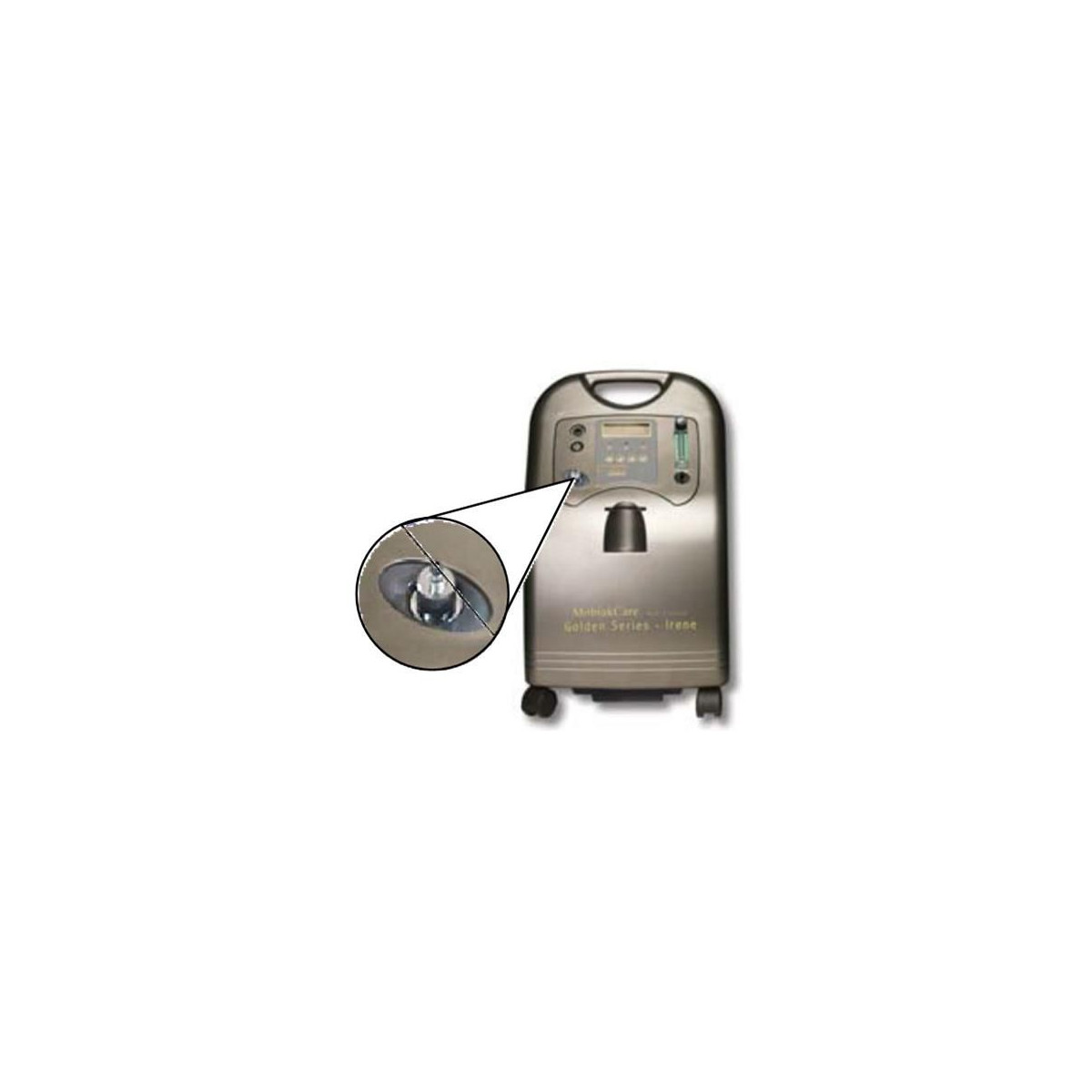 Oxygen Concentrator MobiakCare Irene Νeb 5lit
