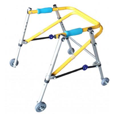 Infant wheeled walker