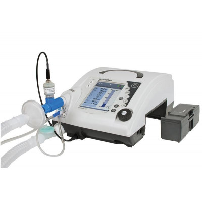 Αναπνευστήρας Όγκου - Πίεσης VENTIlogic LS Tραχειοστομίας (μονού & διπλού κυκλώματος με αισθητήρα Ο2)
