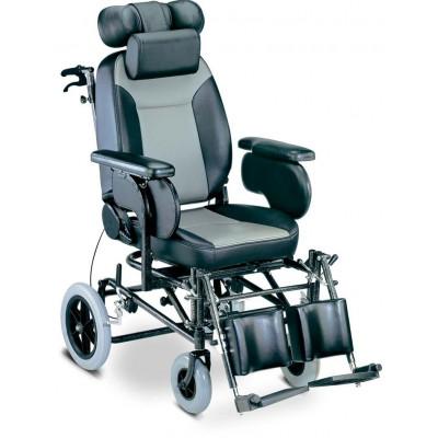 Αναπηρικό Αμαξίδιο Ειδικού Τύπου Reclining Με Μεσαίους Τροχούς