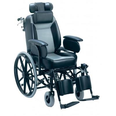 Αναπηρικό Αμαξίδιο Ειδικού Τύπου Reclining Με Μεγάλους Τροχούς