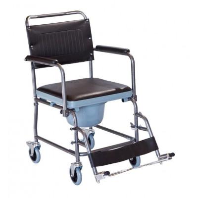 Αναπηρικό Αμαξίδιο Απλού Τύπου με Δοχείο