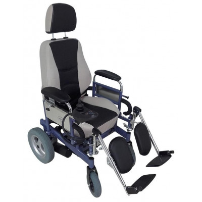 Power Wheelchair Reclining Comfort