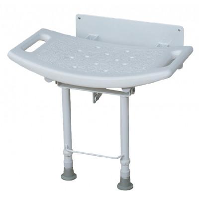Σκαμπό μπάνιου επιτοίχιο