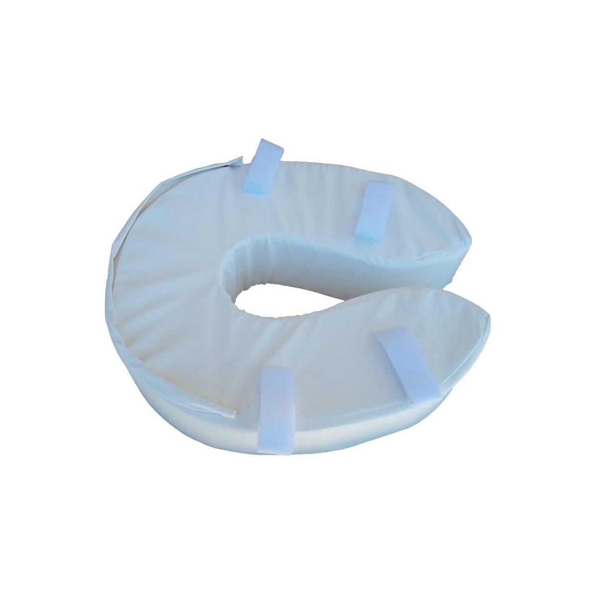 Raised Toilet seat 10cm Foam