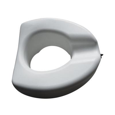Raised Toilet seat 10cm with front lock