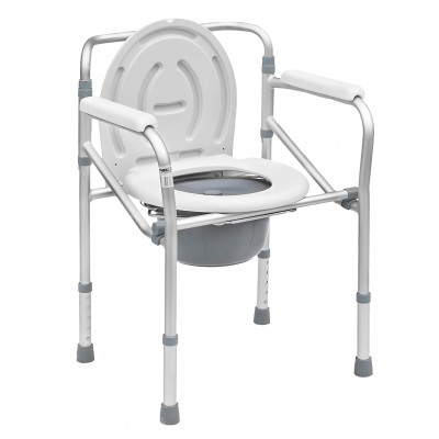 Medical Folding stable toilet