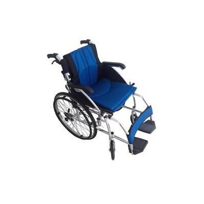 """Αναπηρικό αμαξίδιο αλουμινίου  ALU II FIX QR """"Premium"""""""