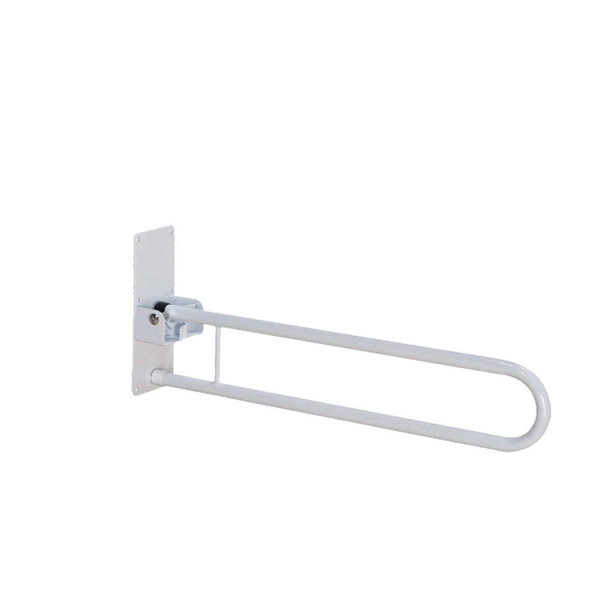 Wall folding handle