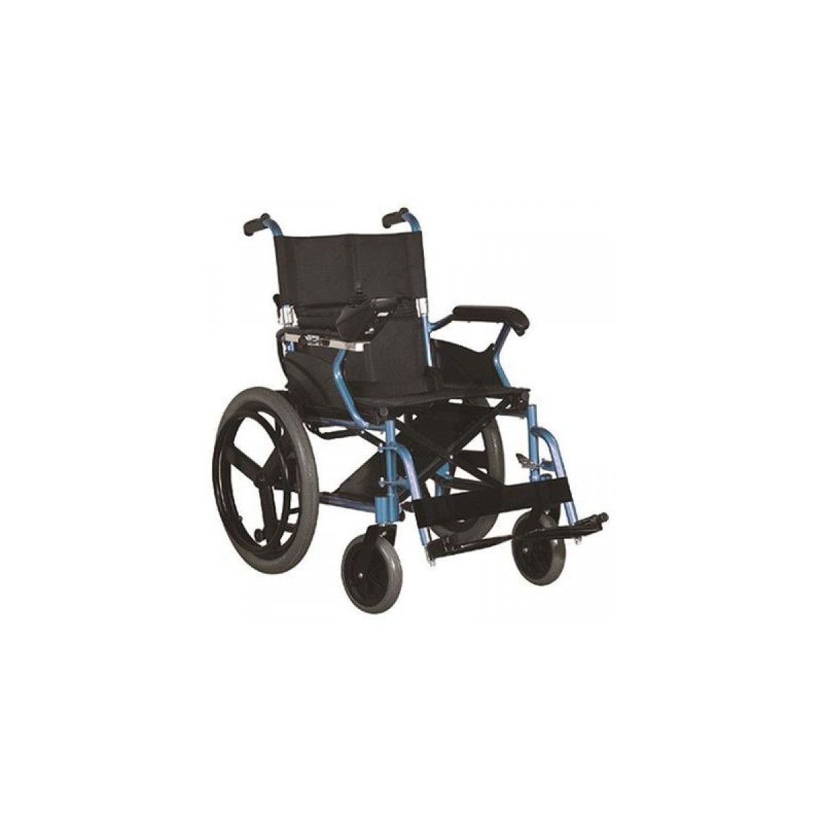 Electric Wheelchair Convert