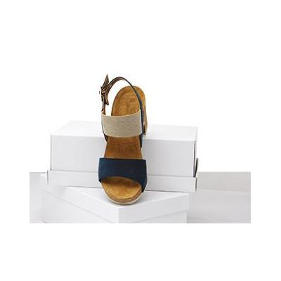 Παπούτσι γυναικείο με ψηλή σόλα