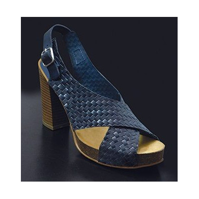 Παπούτσι γυναικείο με ψηλό τακούνι